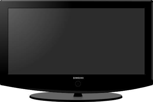 English TV room